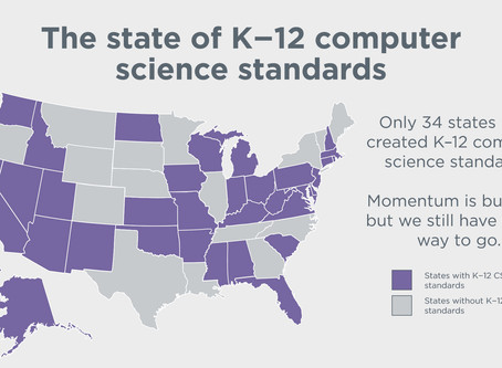 The Importance of Coding with our Kids-Celebrating Computer Science Education Week Dec. 9-15  Vol 6