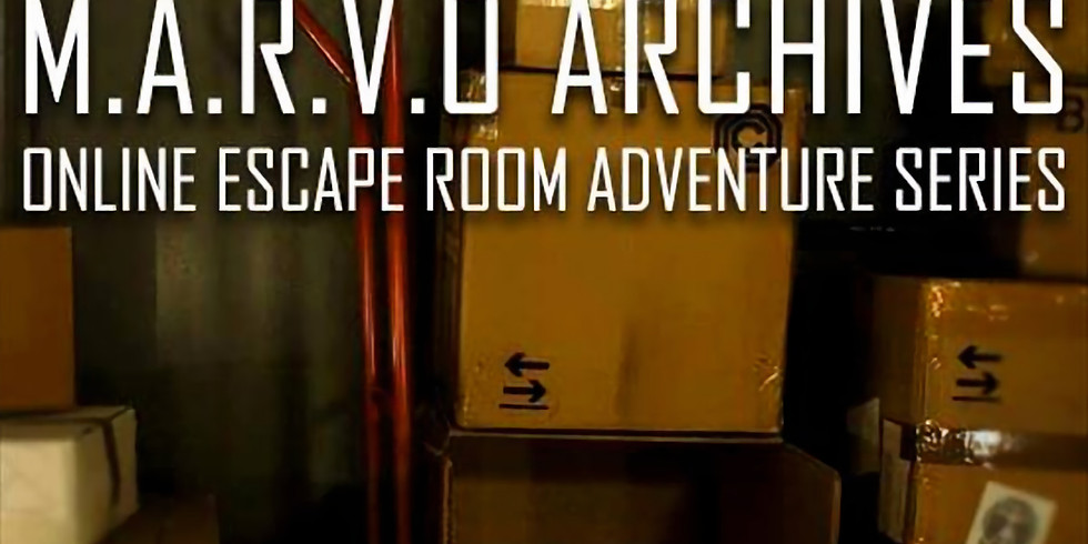 M.A.R.V.O. Escape Room Part 2