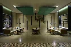 Dining Area at AnnaMaya