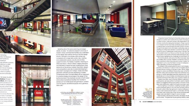 Society Interiors, Adobe Campus, December 2016
