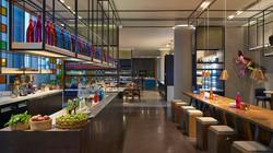 Anna Maya Food Hall 1