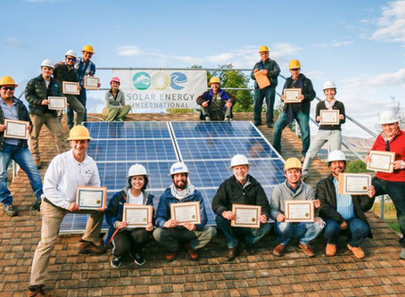 SRJC Looking to Train More Solar Professionals