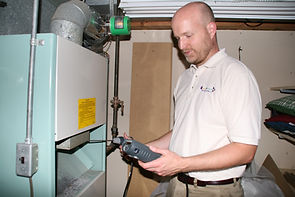 Combustion safety testing for your gas applianes