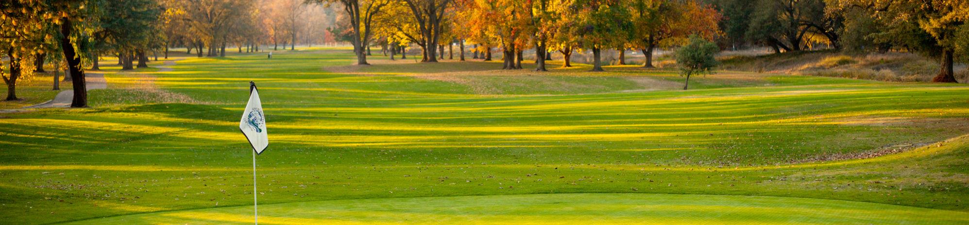Ancil Hoffman Golf | Carmichael