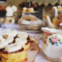 Vintage China Afternoon Tea