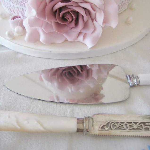 Cake Knife & Cake Slice