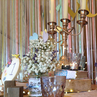 Silver Plated Candelabra