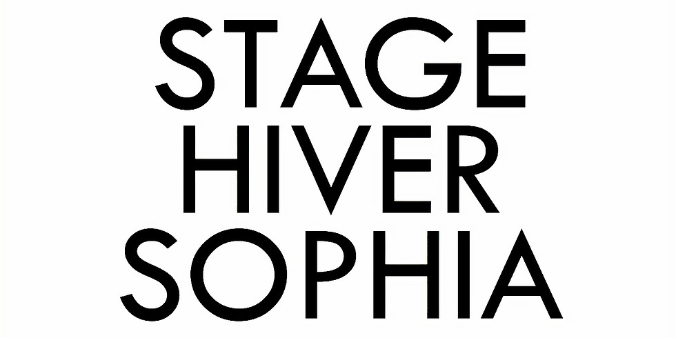 STAGE SOPHIA ANTIPOLIS HIVER
