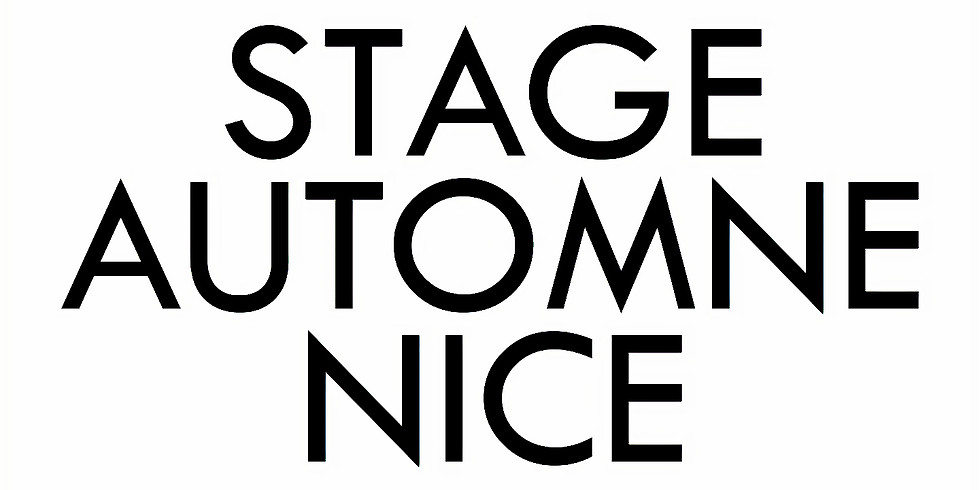 STAGE NICE AUTOMNE