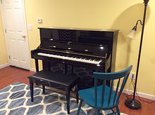 Jason Chiu Piano Studio, piano lessons in Albany, CA