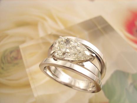 WG ダイヤモンドリング