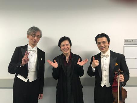 清塚信也×新日本フィルハーモニー交響楽団