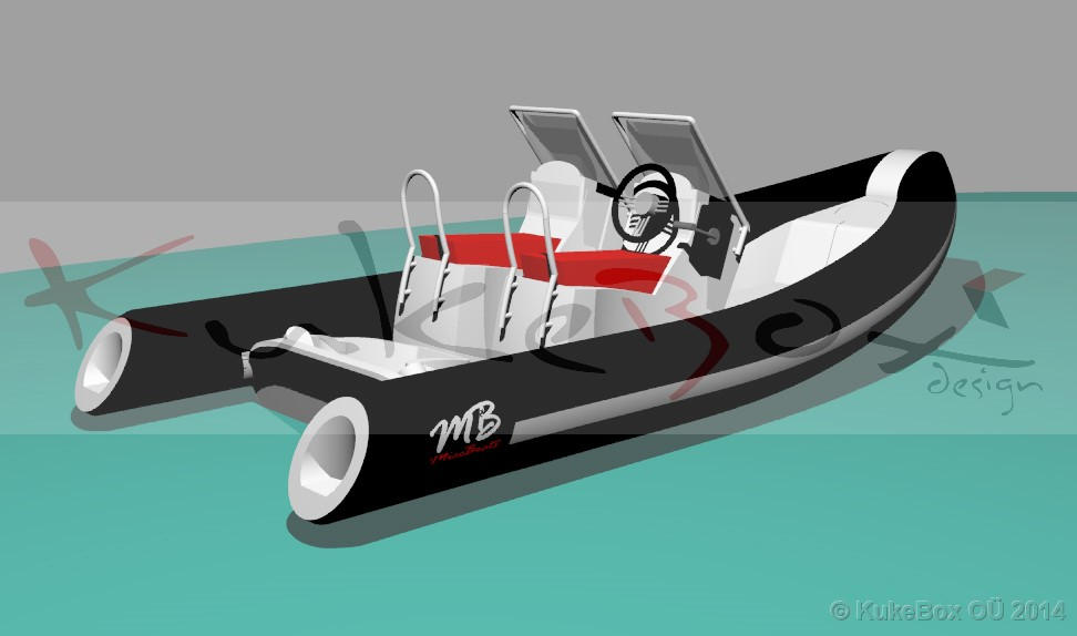 MicoBoats Panther/ Silver Panther