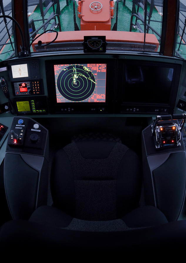 Pilot 170 Wheelhouse