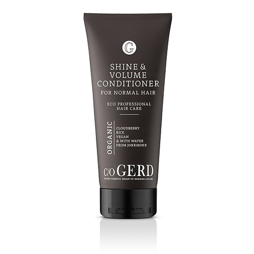 c/o Gerd SHINE & VOLUME CONDITIONER (200 ml)