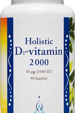 Holistic D-Vitamin