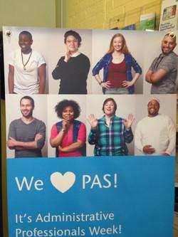 PCA Appreciation Week (Promo Work)