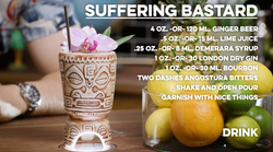 Suffering Bastard Cocktail