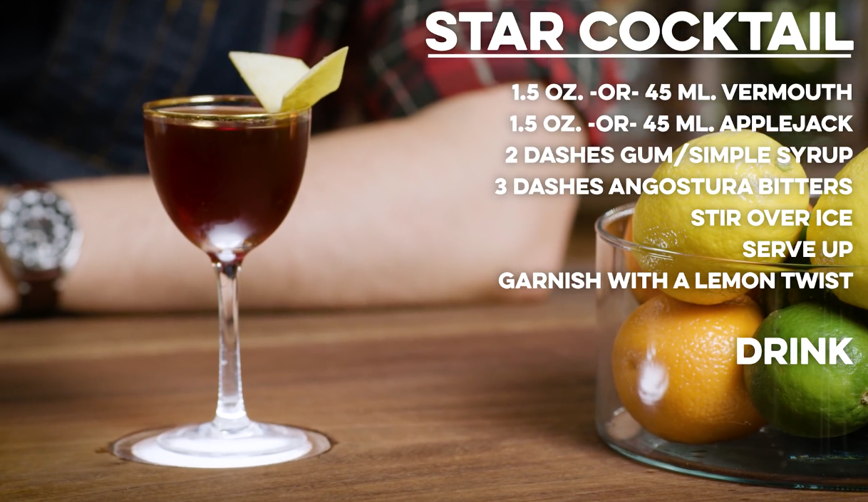 Star Cocktail Cocktail