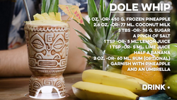 Dole Whip Cocktail
