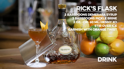 Rick's Flask Cocktail