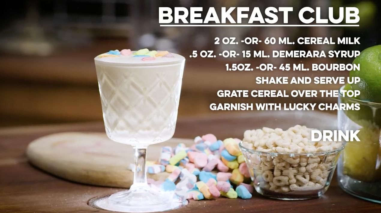 Breakfast Club Cocktail