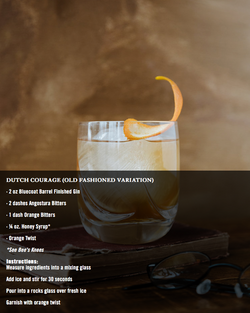Dutch Courage Cocktail