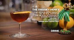 The Swanky Panky Cocktail
