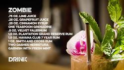 Zombie Cocktail