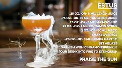 Estus Cocktail