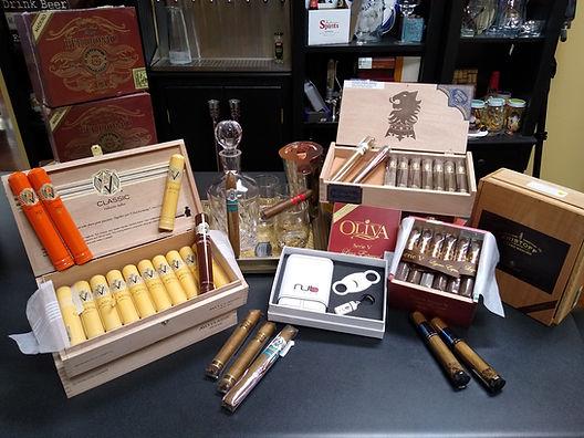 Judicious Spirts Premium Cigars
