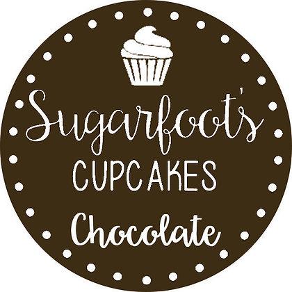 Chocolate Cupcake Jar