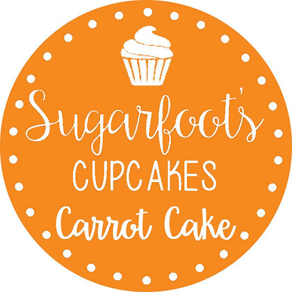 Carrot Cake Cupcake Jar