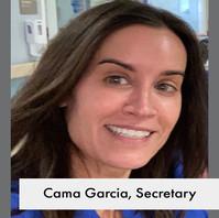 Cama Garcia, Secretary
