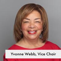 Yvonne Webb, Vice Chair