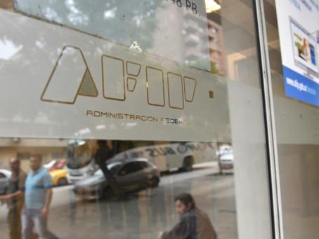 La AFIP prorrogó por dos meses el pago de las cargas patronales que vencían en abril