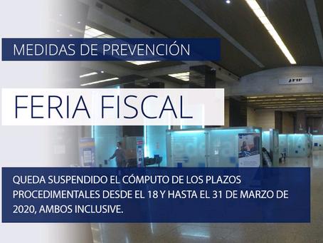 Feria fiscal