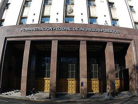 La Afip extendió formalmente la feria fiscal hasta el 7 de junio