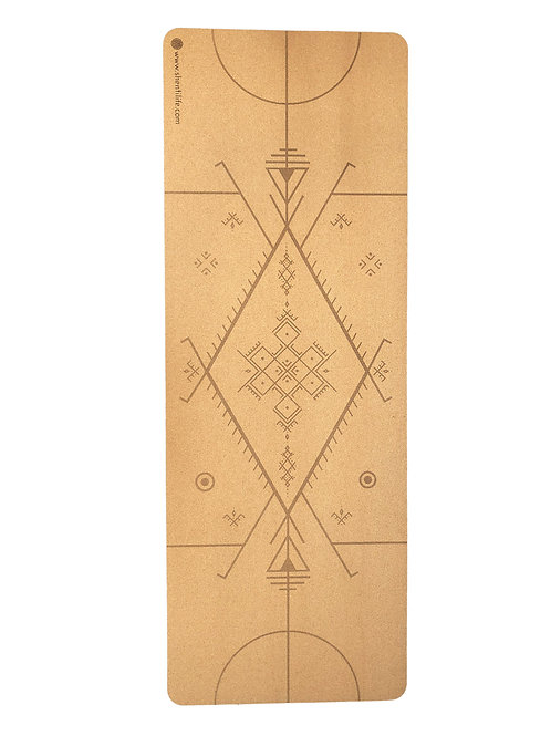 Tapis de Yoga - Amazigh Cork