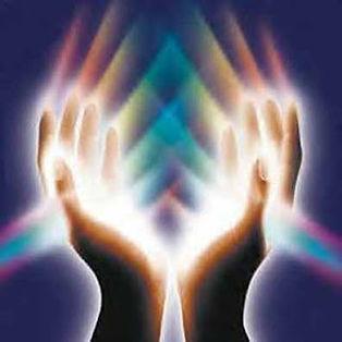 healing using hands