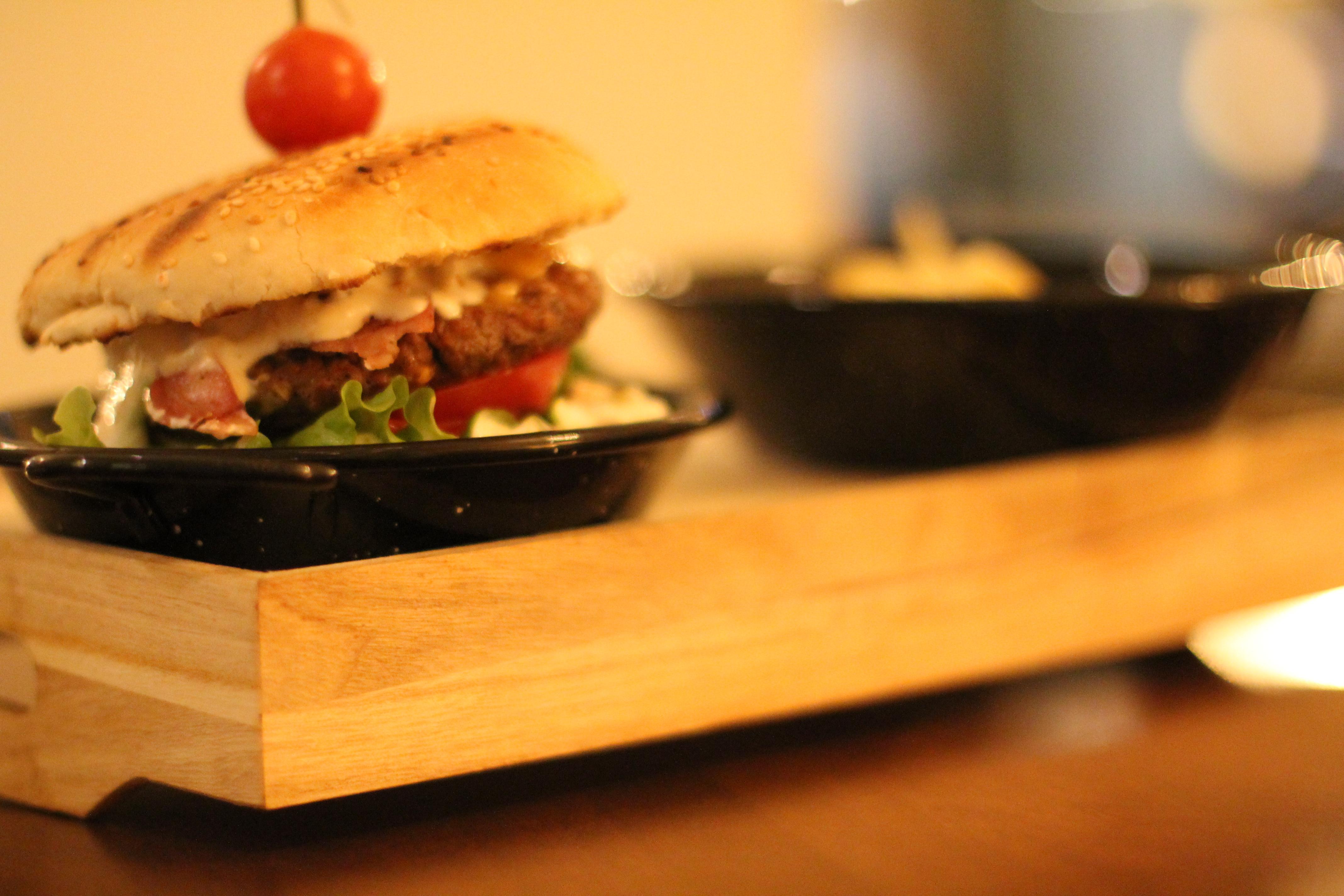 burger Μανταλάκι