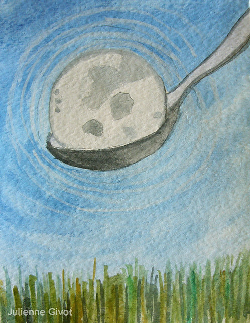 Moon In A Spoon