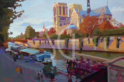 Notre Dame Stroll