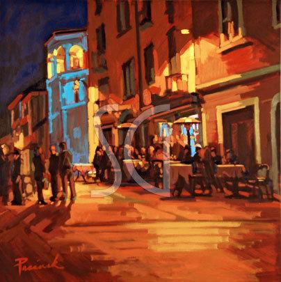 Como Evening Cafe