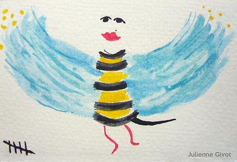 Mrs. Bird Bee