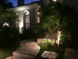 Five Landscape Lighting Tips to Help you get Started
