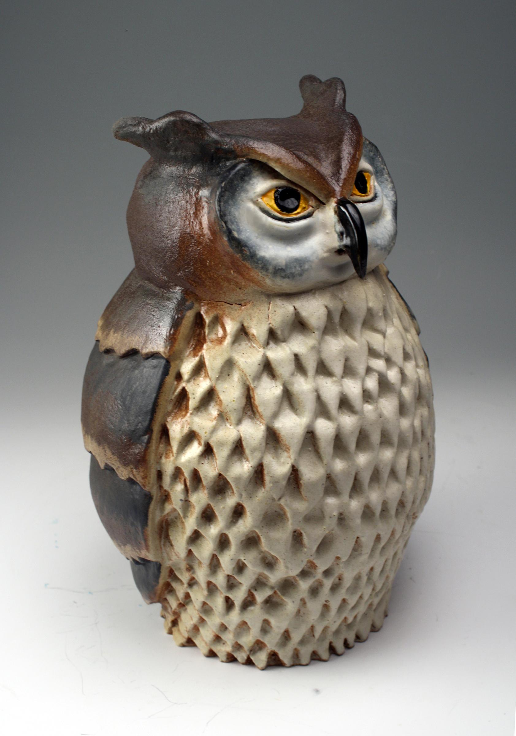 Owl - Dina Boshnaq