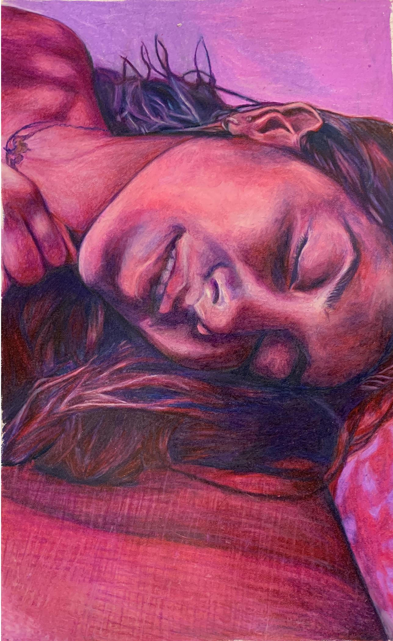 Dreaming of You - Julia Naman