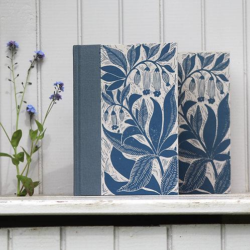 Linocut Print Sketchbook