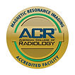 American College of Radiology Accredited Facility Badge for MRI